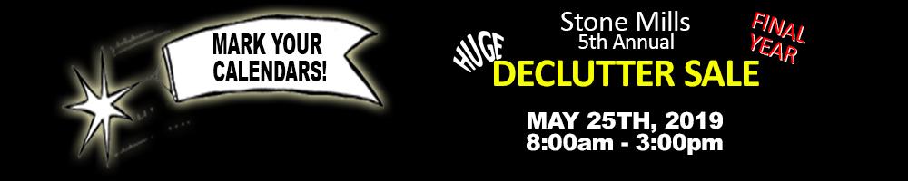 2019 Declutter web banner 2