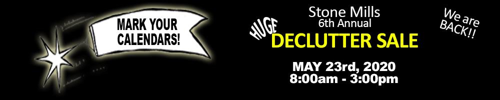 2020 Declutter web banner